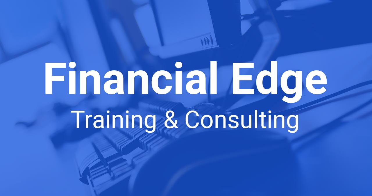 financial edge nxt training services
