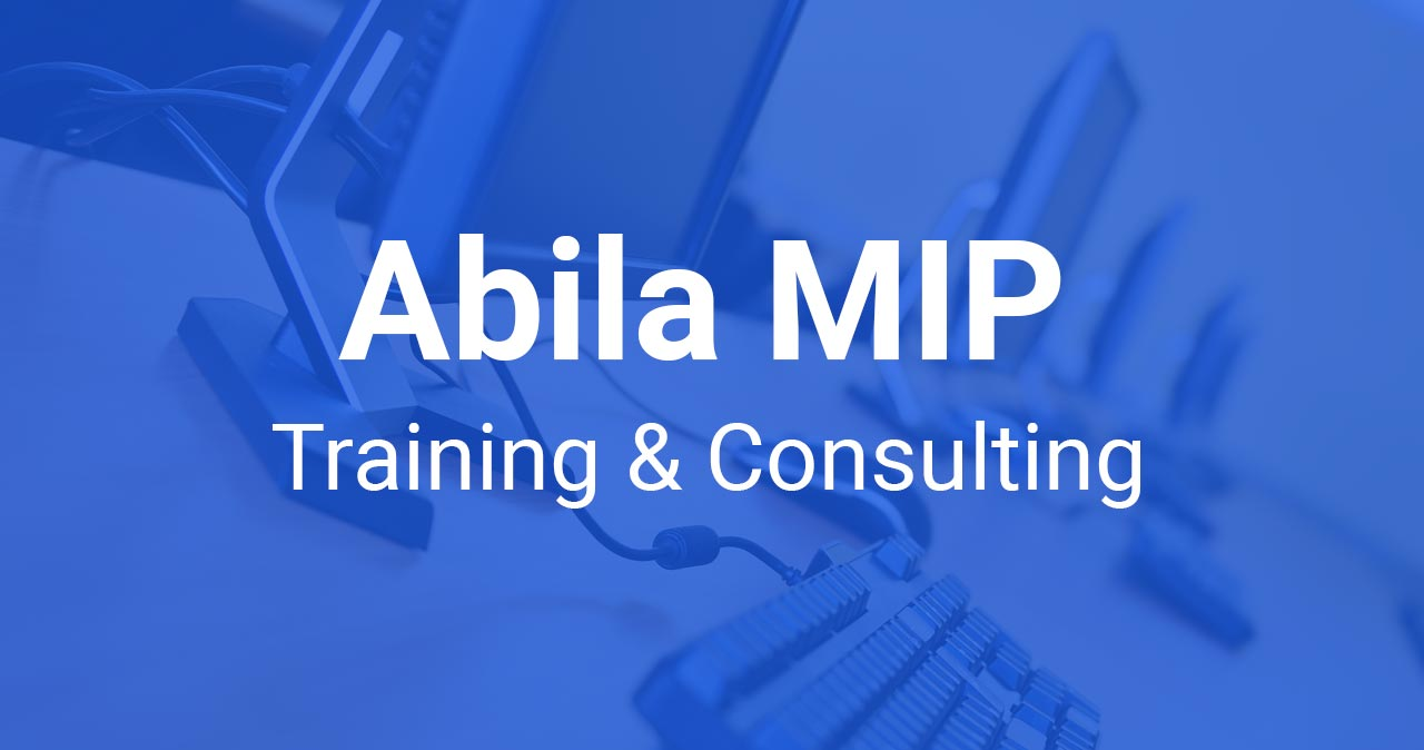 abila mip training consulting
