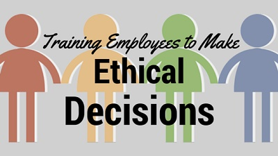 Training to Make Ethical Decisions