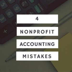 Nonprofit Accounting Mistakes
