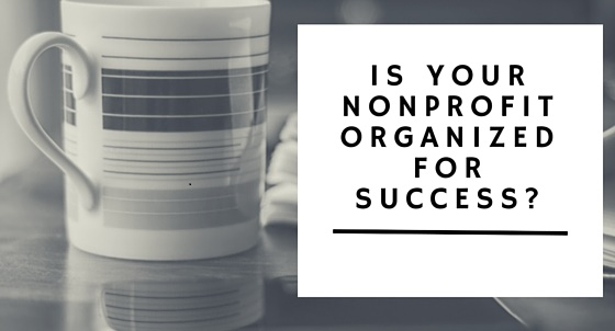 Organize Nonprofits for Success