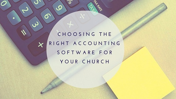 Fund Accounting Software for Church