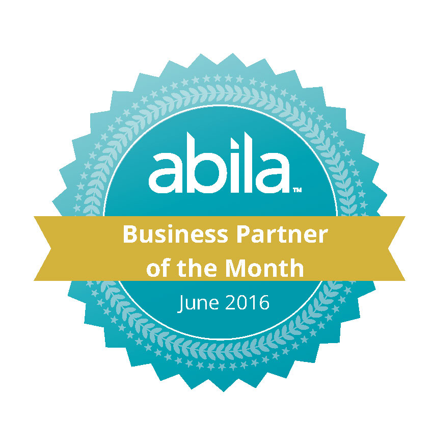 Business Partner of the Month seal_June