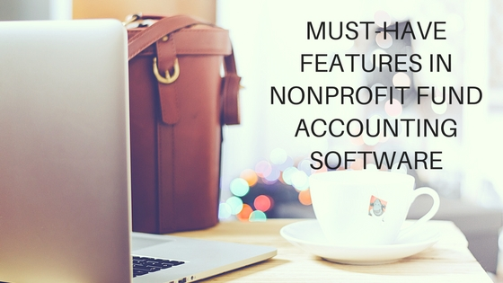 Fund Accounting Software Features