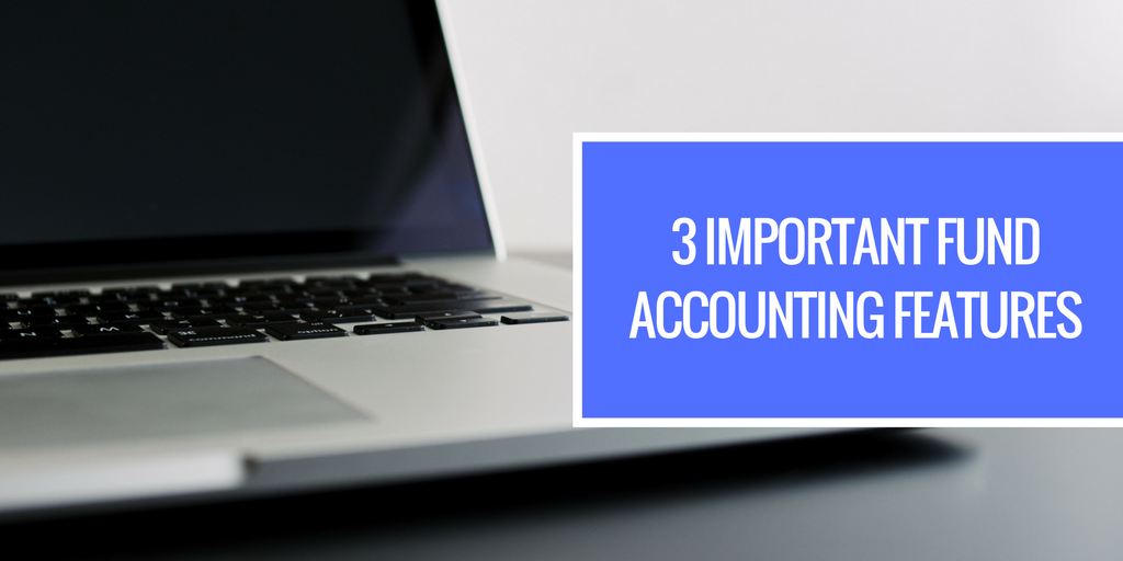 Important Features of Accounting Software