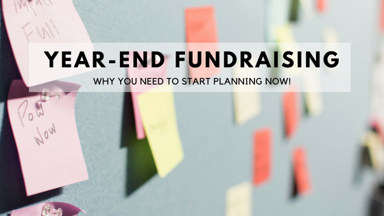 year-end fundraising nonprofits