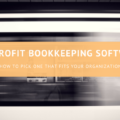 nonprofit bookkeeping software