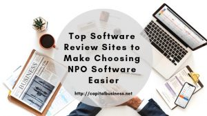 nonprofit software review sites
