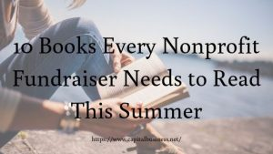 books for nonprofit fundraisers