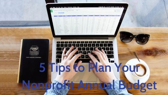 Planning Your Nonprofit Annual Budget tips
