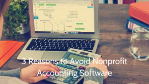 avoiding free fund accounting software