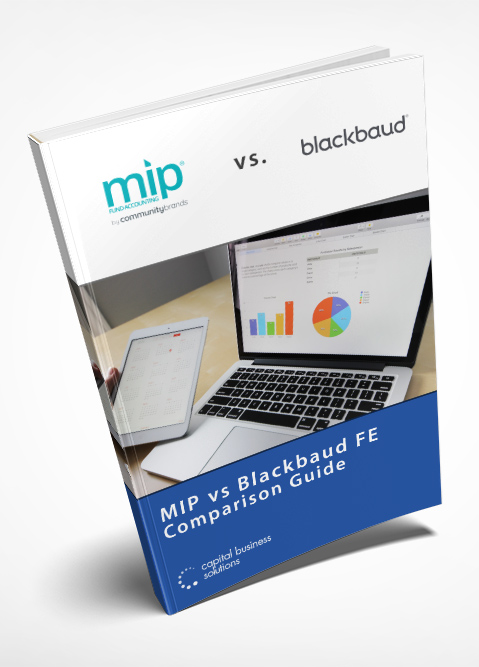 MIP vs Blackbaud Comparison Guide